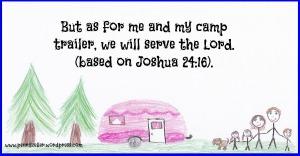 camp trailer - 1