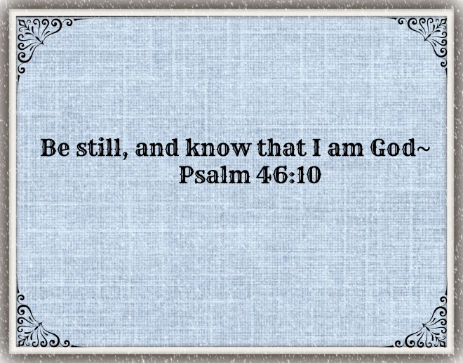 psalm4610
