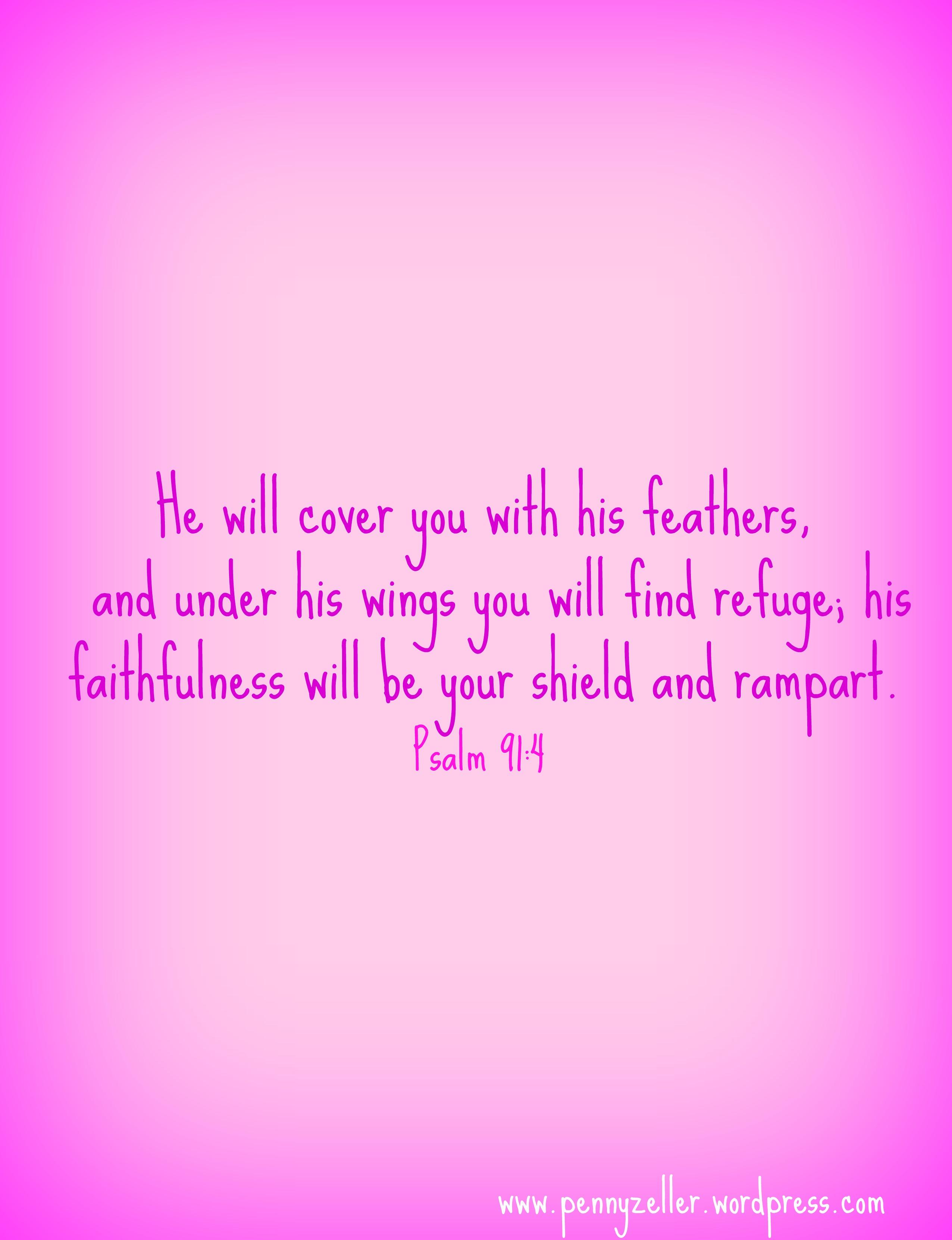 encouraging Bible verses Penny Zeller