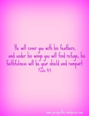 mb psalm 91 4