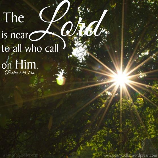 Psalm 145 18a