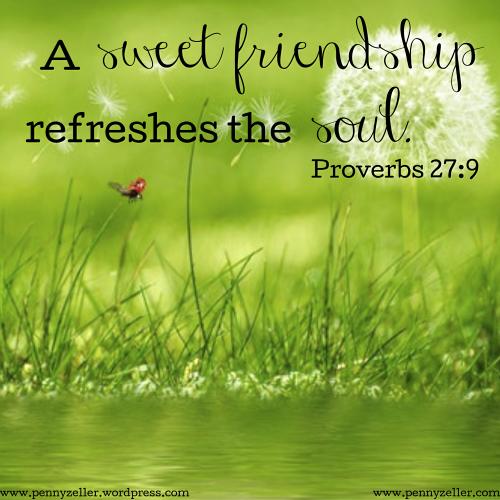 Proverbs 27 9