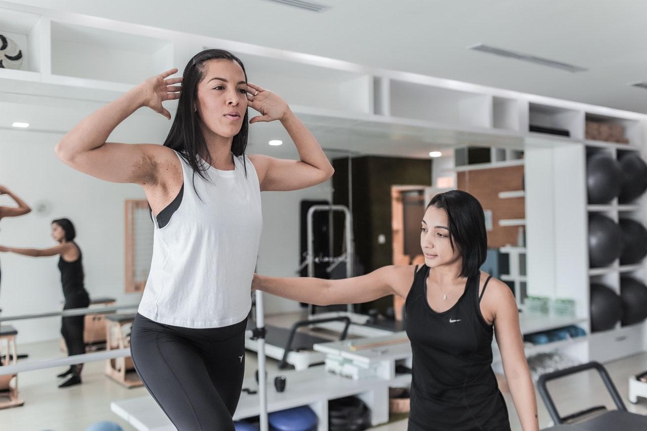 exercise ladies