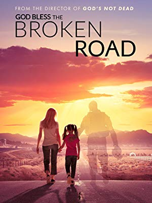 god bless thebroken road