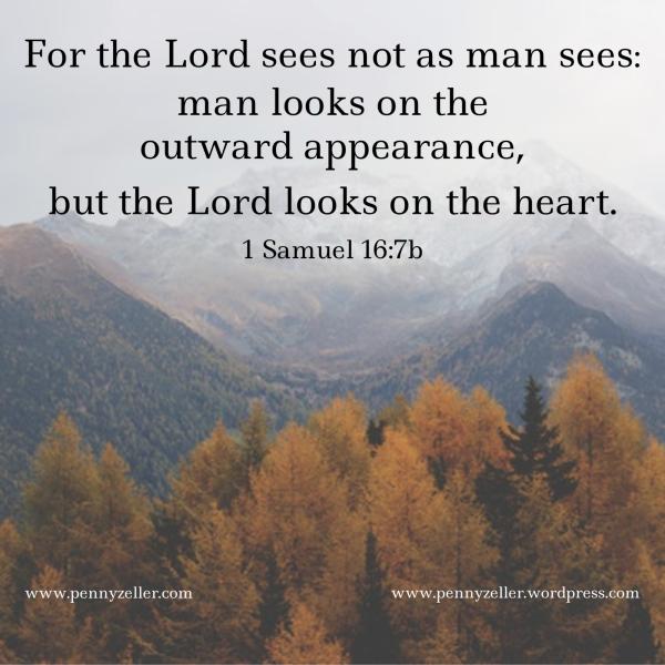 1 Samuel 16 7 (2)