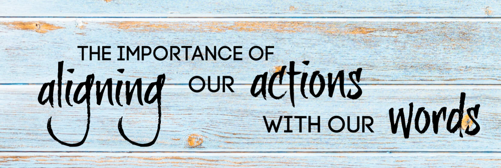 aligning actions