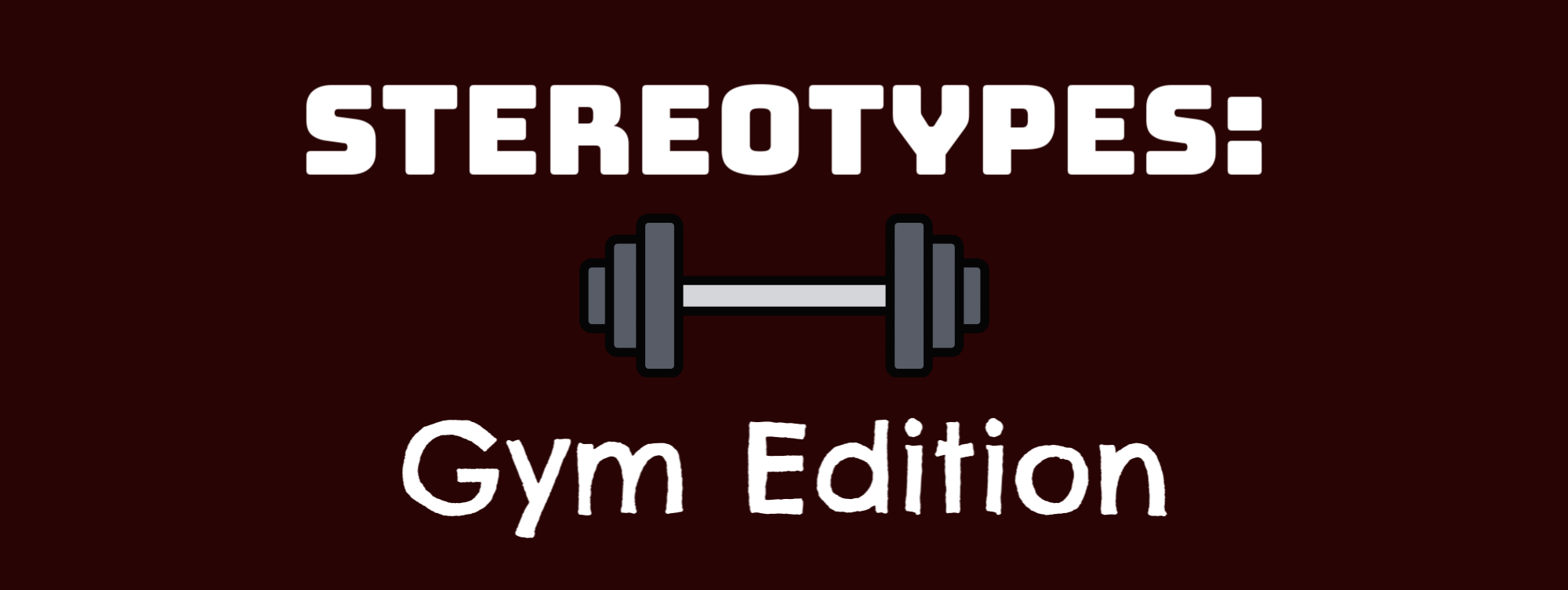 gym stereotypes