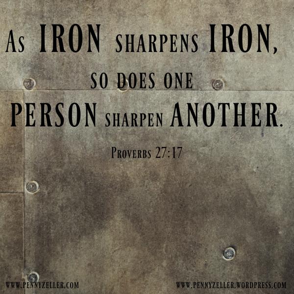 Proverbs 27 17