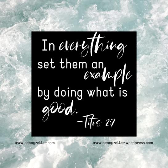 Titus 2 7