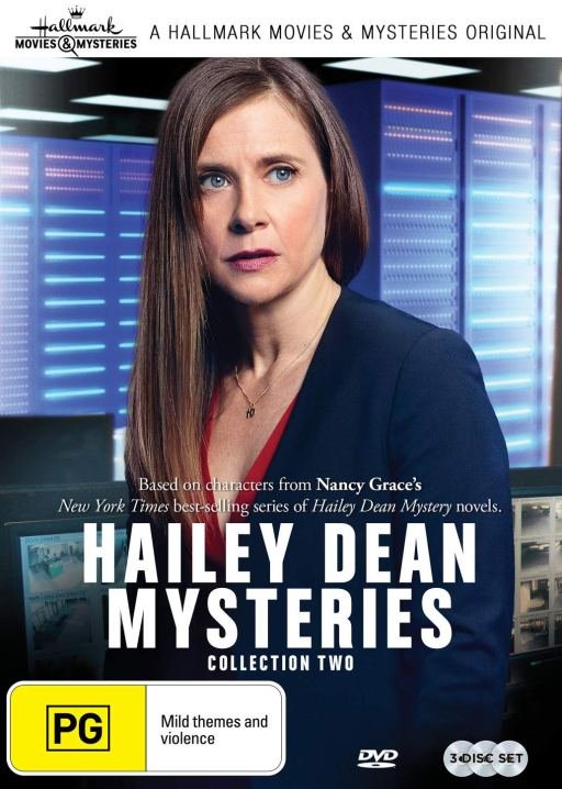 mystery movie series – Penny Zeller