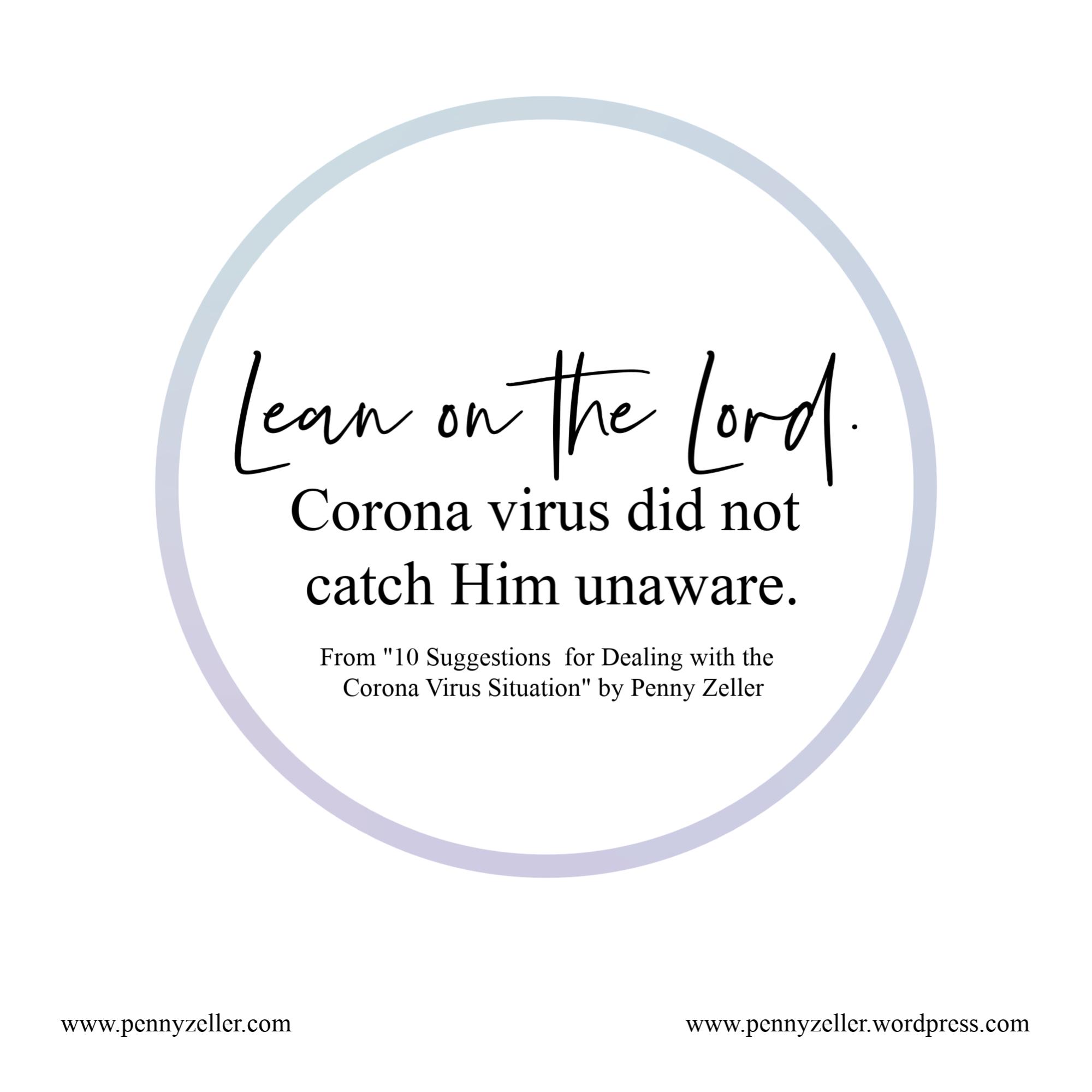 Mom Corona quote