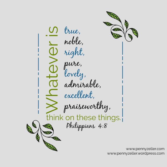 Philippians 4 8 best one