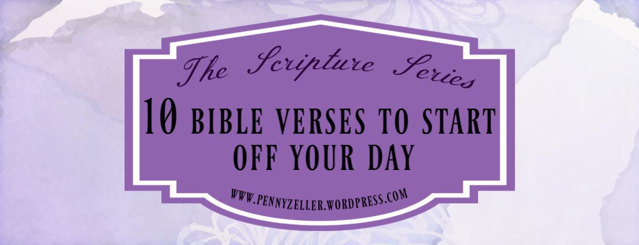 10 verses morning
