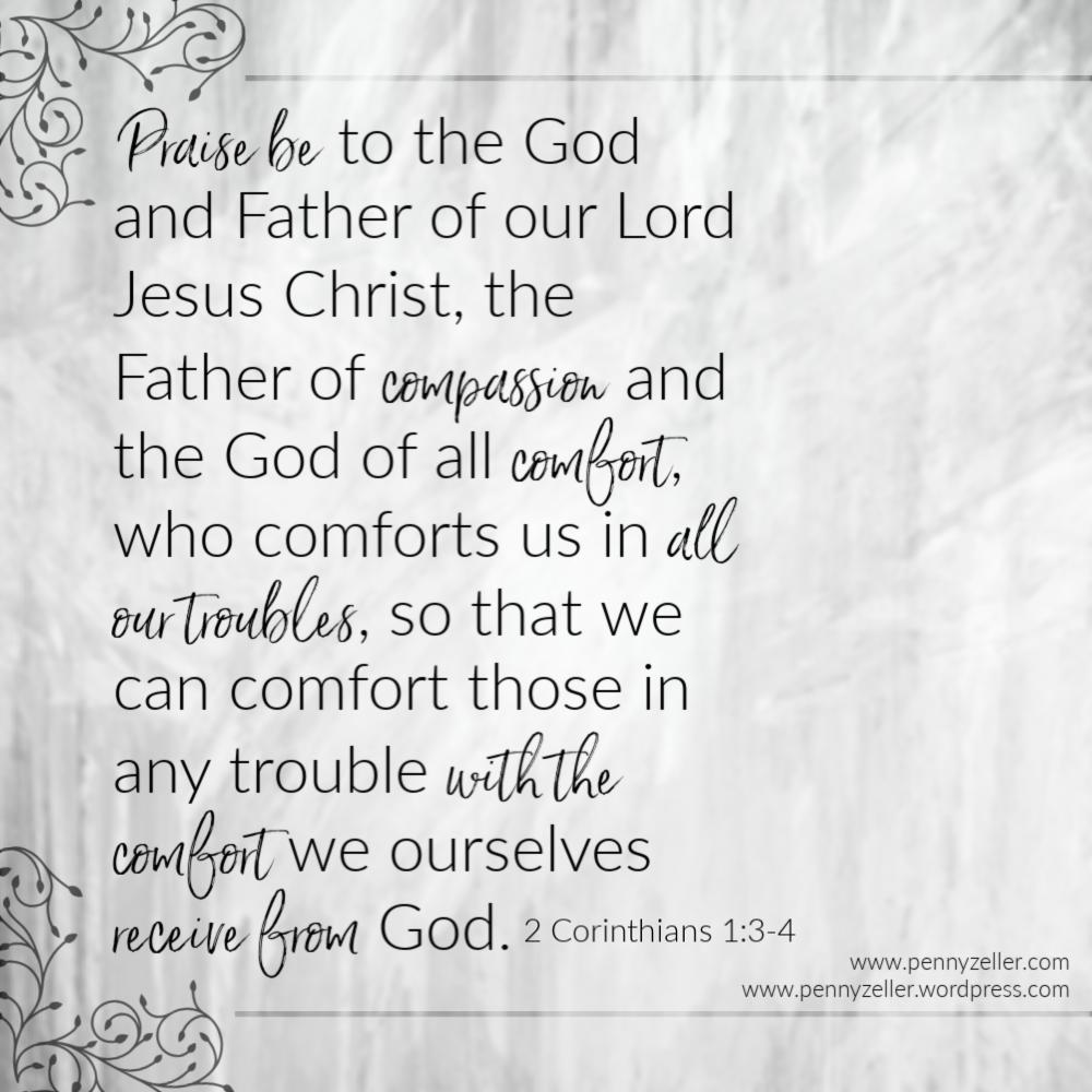 2 Corinthians 1 3-4