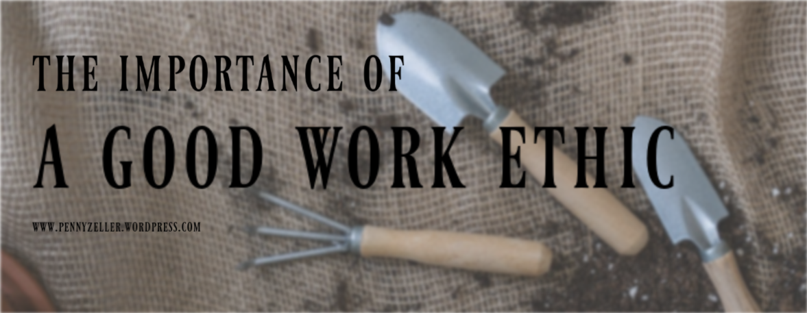 importance of work ethic