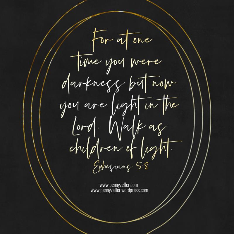 Ephesians 5 8
