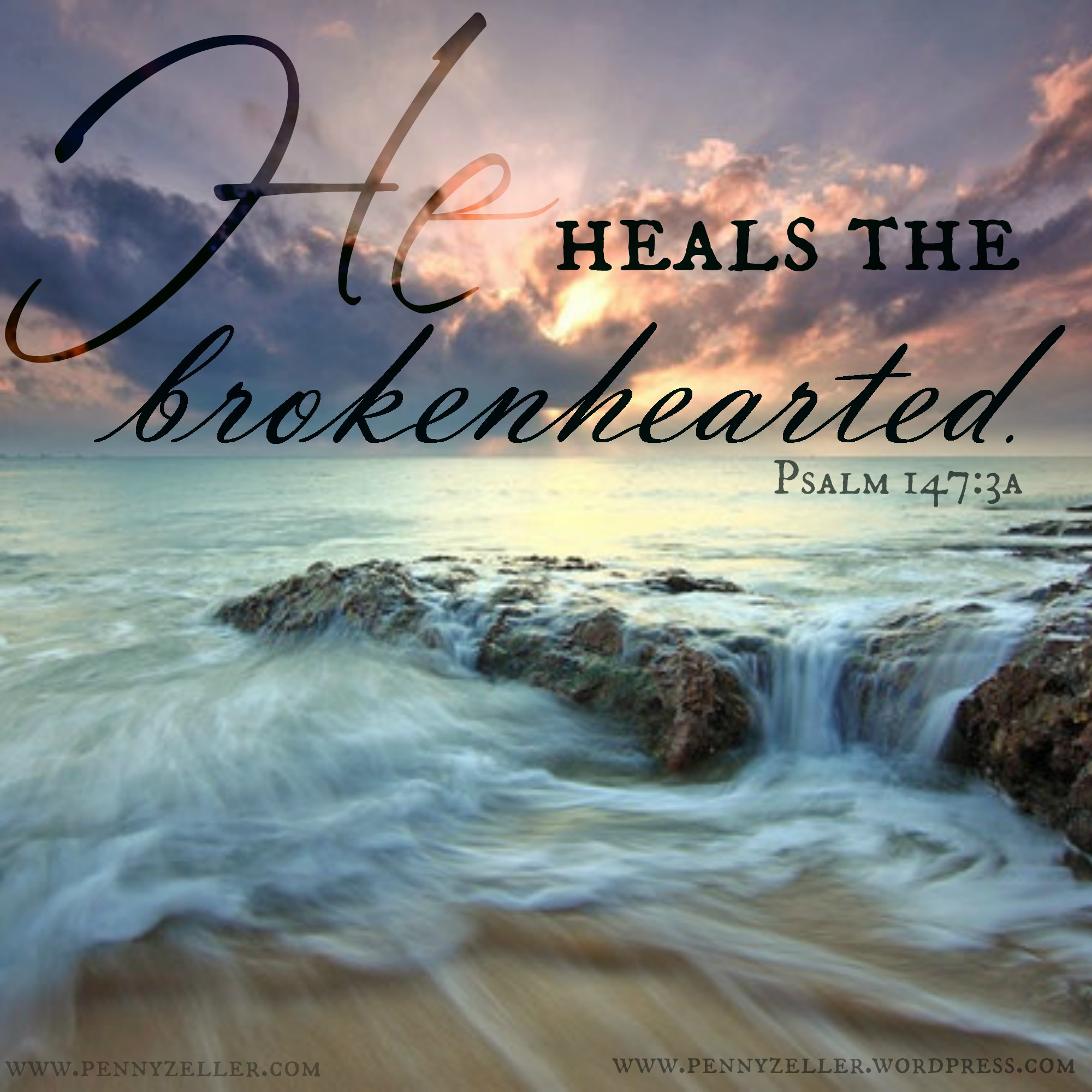 Psalm 147 3a