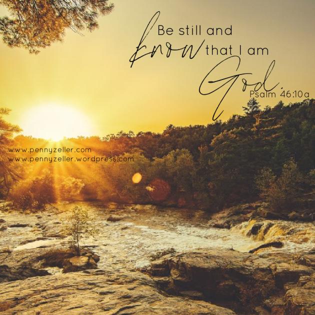 Psalm 46 10a