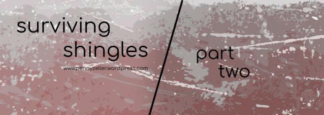 surviving shingles pt2