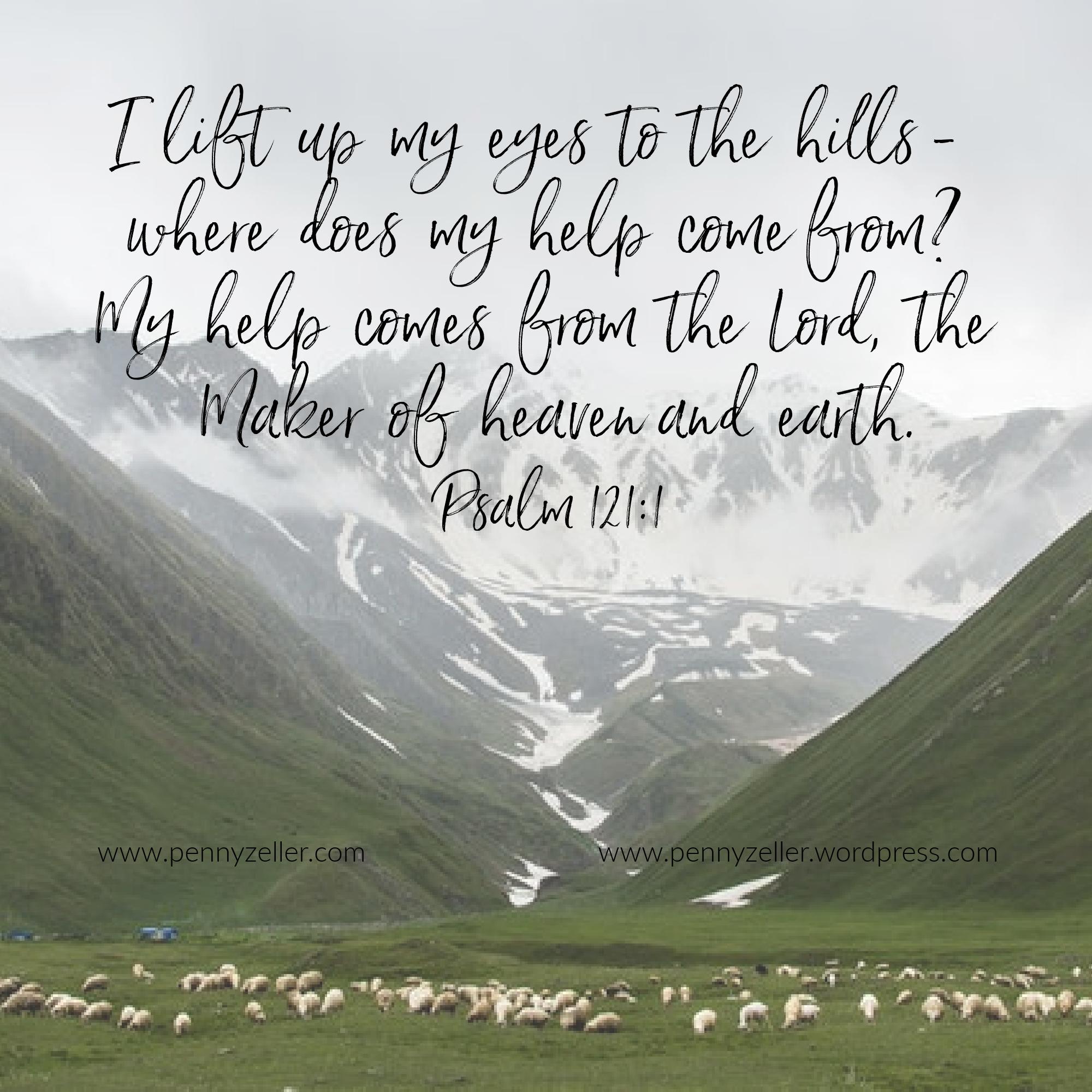 Psalm 121 1